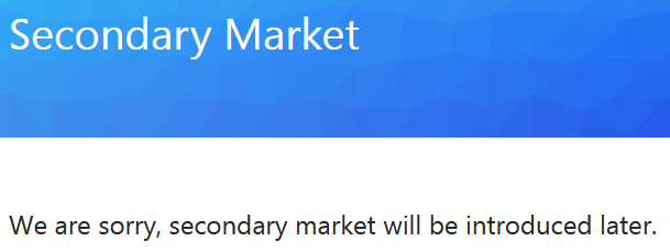 grupeer secondary market