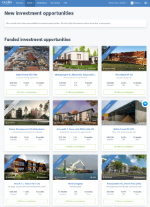 CrowdEstate Investment Opportunities