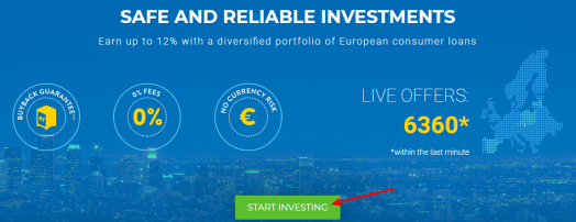 ViaInvest Sign Up Process 1