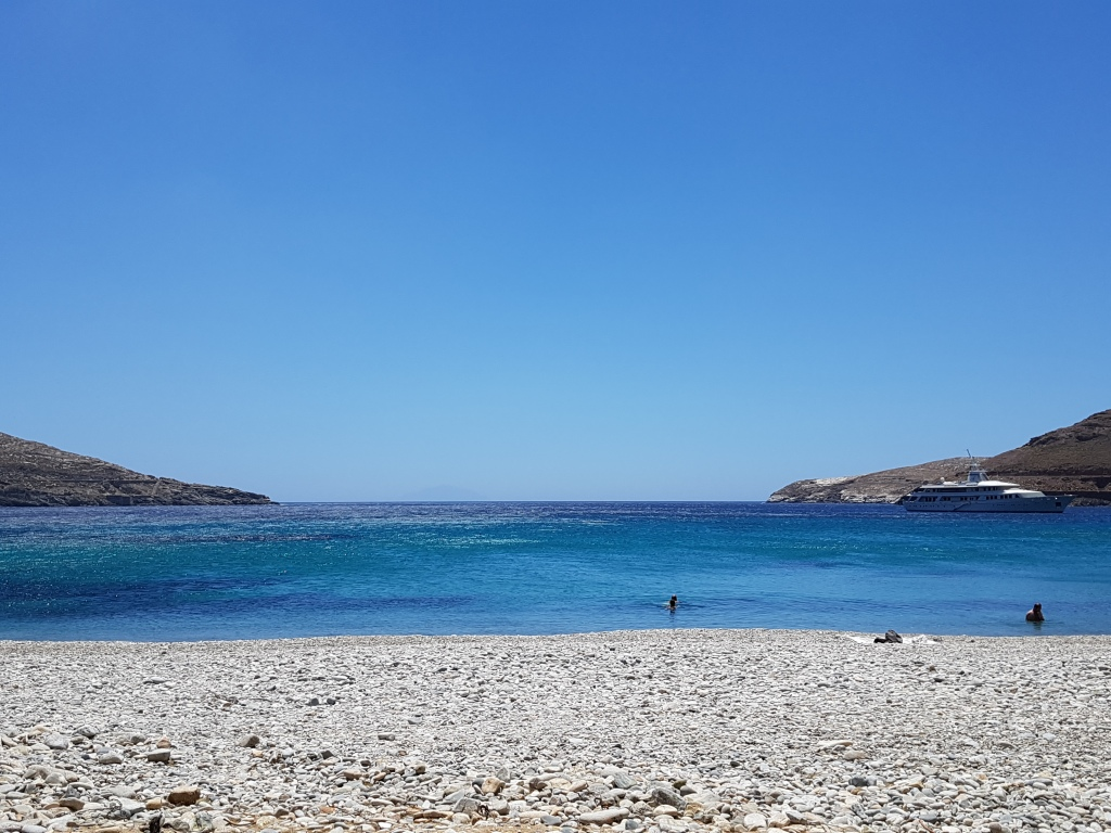 Serifos beach view