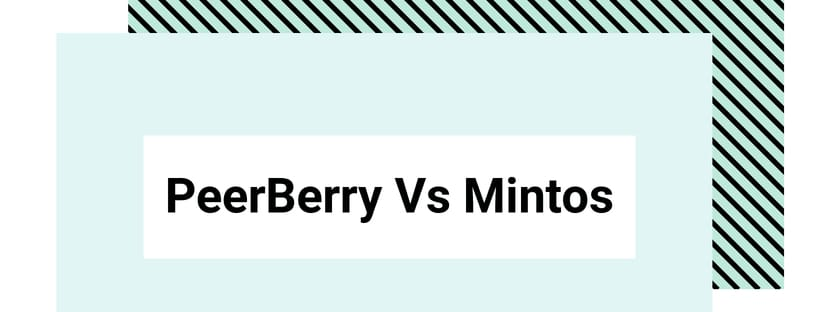 Peerberry vs mintos front page