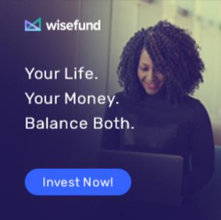 wisefund banner